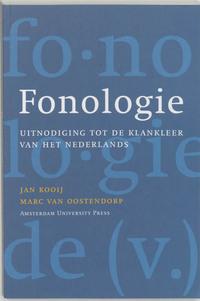 Fonologie-J. Kooij, M. van Oostendorp