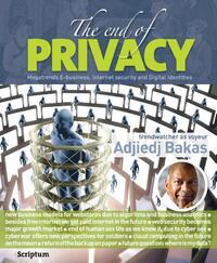 The end of privacy-Adjiedj Bakas-eBook