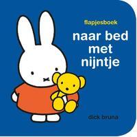 Flapjesboek - Naar Bed Met Nijntje-Dick Bruna
