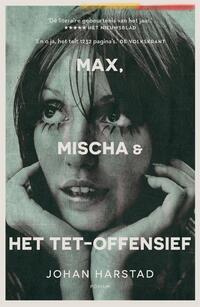 Max, Mischa & het tet-offensief-Johan Harstad-eBook