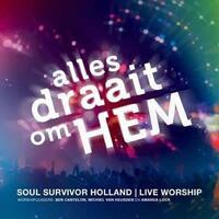 Alles Draait Om Hem-Soul Survivor-CD