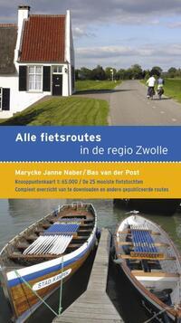 Alle fietsroutes in de regio Zwolle-Bas van der Post