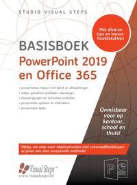 Basisboek PowerPoint 2019 en Office 365-Studio Visual Steps