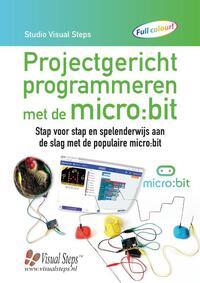 Projectgericht programmeren met de BBC micro:bit-Studio Visual Steps