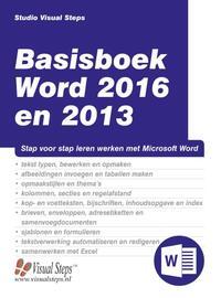 Basisboek Word 2016 en 2013-