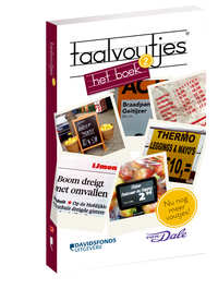 Taalvoutjes - het boek 2-Inger Hollebeek, Vellah Bogle