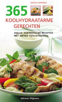 365 Koolhydraatarme gerechten-Nicola Graimes