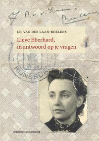 Lieve Eberhard, in antwoord op je vragen-Femke van der Laan, J.P. van der Laan-Boelens