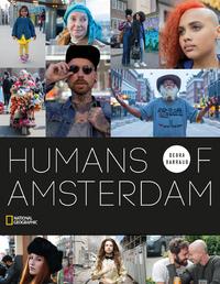 Humans of Amsterdam-Debra Barraud
