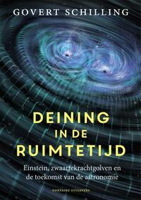 Deining in de ruimtetijd-Govert Schilling