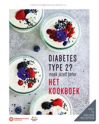Diabetes type 2? Het kookboek-Hanno Pijl, Karine Hoenderdos