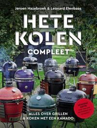 Hete kolen compleet-Jeroen Hazebroek, Leonard Elenbaas
