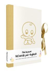 Oei, ik groei! Het eerste jaar dagboek-Xaviera Plas-Plooij