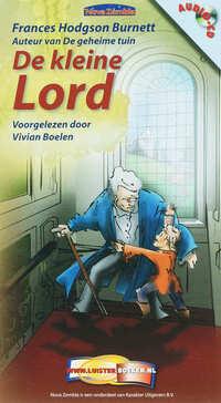 Nova Zembla-luisterboek De kleine lord-F. Hogdson Burnett