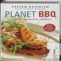 Planet BBQ-Steven Raichlen