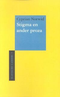Stigma en ander proza-Cyprian Norwid