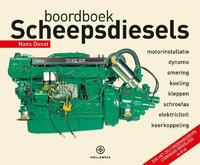 Boordboek scheepsdiesels-Hans Donat