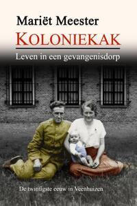 Koloniekak-Mariët Meester-eBook