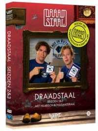 Draadstaal Seizoen 2 & 3-DVD