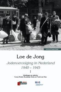 Jodenvervolging in Nederland 1940-1945-Loe de Jong