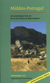 Voetwijzer 11 - Midden-Portugal-Bert Stok, Roel Klein