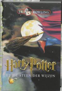 Harry Potter en de steen der wijzen (deel 1)-J.K. Rowling