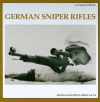 German Sniper Rifles-A. Wacker, G. de Vries