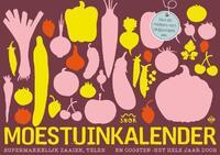 De moestuinkalender-Annemarieke Piers, Claudette Halkes