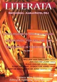 Improvisata - Orgelmuziek In Beeld En Geluid 4-DVD
