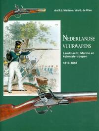 Nederlandse vuurwapens-B.J. Martens, G. de Vries