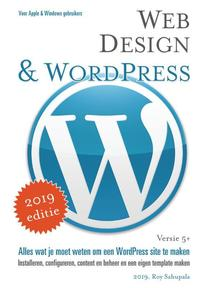 Webdesign en WordPress-Roy Sahupala