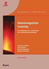 Emotieregulatietraining-H.J. Ringrose, Marieke Schuppert, Tonny van Gemert