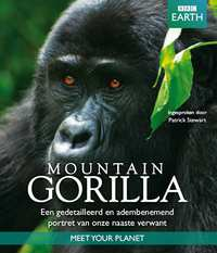 BBC Earth - Mountain Gorilla-Blu-Ray