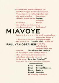 Miavoye-Koen Broucke, Koen Peeters, Pascal Verbeken, Peter Holvoet-Hanssen