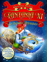 Geronimo Stilton / Fantasia XI-Geronimo Stilton