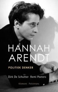 Hannah Arendt-Dirk de Schutter, Remi Peeters-eBook