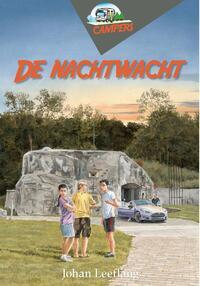 De Nachtwacht-Johan Leeflang-eBook