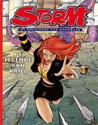 Storm 1 - De legende van Krill-Roy Thomas