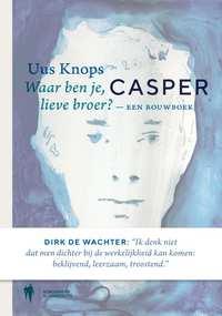 Casper - een rouwboek-Uus Knops