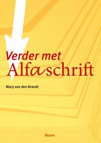 Verder met alfaschrift-Mary van den Brandt