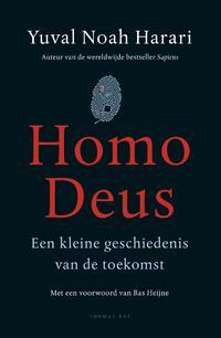 Homo Deus-Yuval Noah Harari-eBook