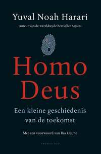 Homo Deus-Yuval Noah Harari