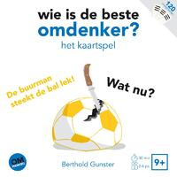 Wie is de beste omdenker?-Berthold Gunster
