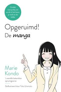 Opgeruimd! - De manga-Marie Kondo