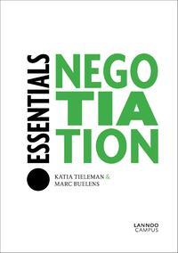 Negotiation (Essentials)-Katia Tieleman, Marc Buelens-eBook