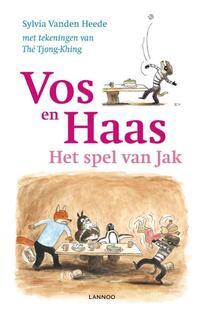Vos en Haas - het spel van Jak-Sylvia Vanden Heede