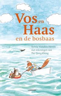 Vos en Haas en de bosbaas-Sylvia Vanden Heede