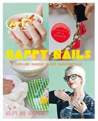 Happy nails-Elfi de Bruyn-eBook