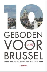 10 geboden voor Brussel-Bianca Debaets-eBook