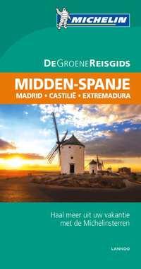 De Groene Reisgids - Midden-Spanje-Michelin